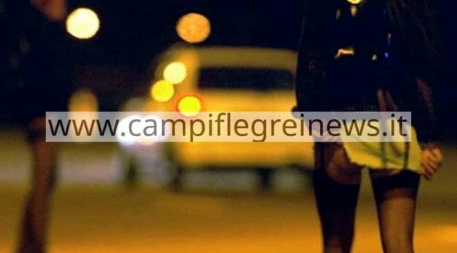 LICOLA/ Rissa tra extracomunitari, sfregiata al volto prostituta di colore