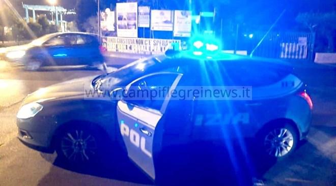 Aggredita un'infermiera e bloccata un'ambulanza nella notte, interviene la Polizia
