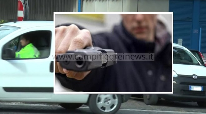BAIA/ Rapina a mano armata ad una coppia sul porto: pistola in faccia gli portano via soldi e orologi