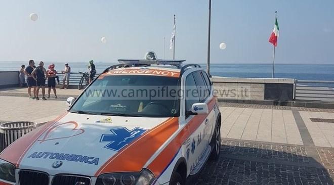 POZZUOLI/ Paura a via Napoli, auto investe un ragazzo sulle strisce e scappa non prestando soccorso