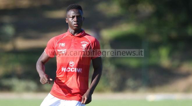 Puteolana, piace Konaté: sarà lui il nuovo bomber dei diavoli rossi?
