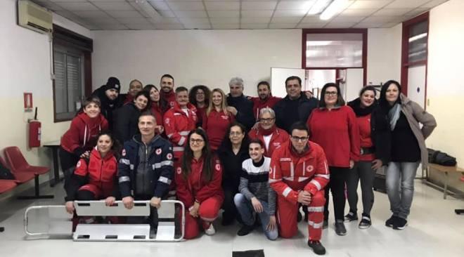 POZZUOLI/ Croce Rossa al Rione Toiano, arrivano 25 nuovi volontari-soccorritori
