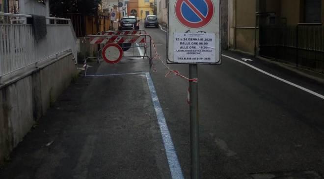 """MONTE DI PROCIDA/ """"Lavoro incompleto e noi non possiamo parcheggiare le nostre auto"""" - LE FOTO"""
