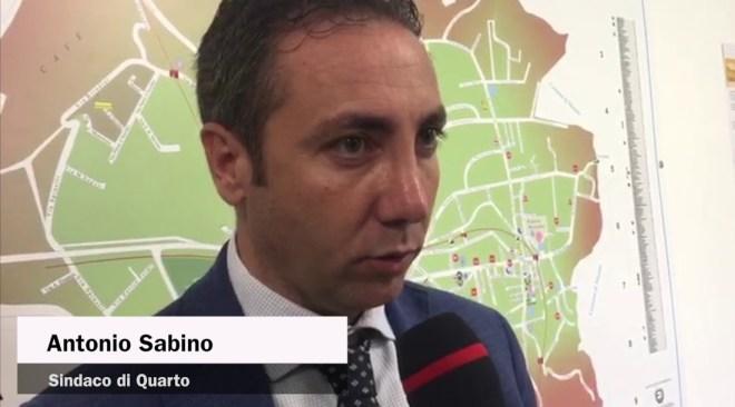 """QUARTO/ Sindaco Sabino: """"Non c'è nessun caso di Coronavirus in città"""""""