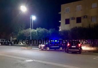 Movida, anche i Carabinieri presidiano il territorio flegreo