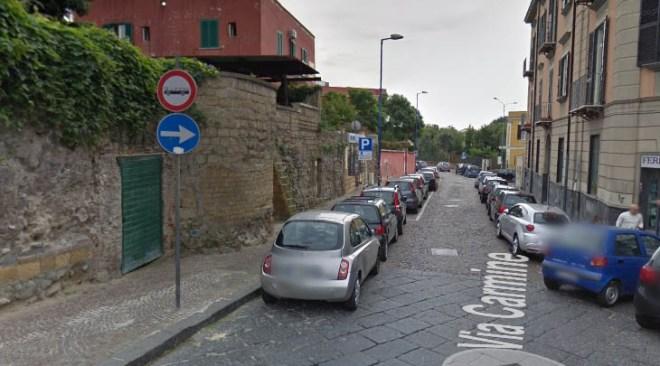POZZUOLI/ Lunedì chiusa via Carmine dalle 9 alle 20 per lavori stradali