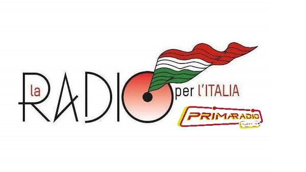 Le Radio per l'Italia: in onda su Primaradio e sulle radio del gruppo