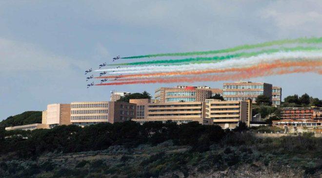 Frecce tricolori, salta l'esibizione a Pozzuoli del 16 maggio per il Covid-19