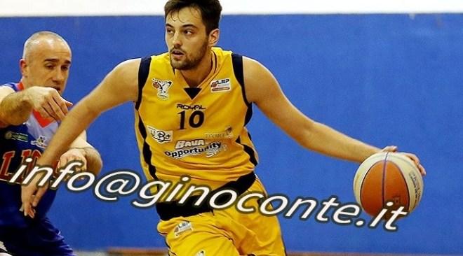 """Basket – Sabato la Virtus Pozzuoli ospiterà il Basket Formia, Lurini: """"Approcceremo la gara con un piglio differente"""""""