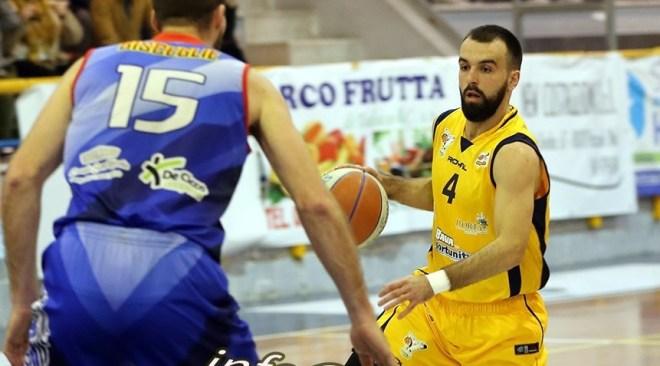 Basket| Domenica la Virtus Pozzuoli affronta la Pallacanestro Nardò: avversario ostico prima della pausa