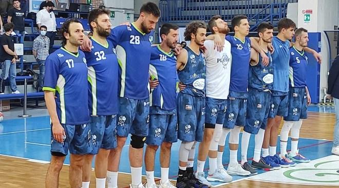 Basket| La Geko Sant'Antimo sfiora l'impresa e non passa in semifinale