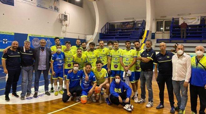 Volley| Il Rione Terra al capolinea: la SACS Napoli si impone anche in gara 2 ed approda in semifinale playoff