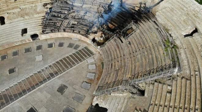 Anfiteatro Flavio, sotto sequestro