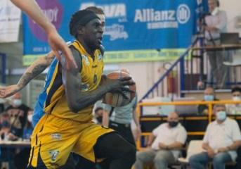 Basket| Virtus Pozzuoli: inizia l'allestimento del nuovo roster. Si comincia con la conferma di Sam Gaye
