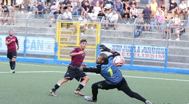Puteolana, grande carica per la prima di campionato al Conte contro il Sant'Antonio Abate