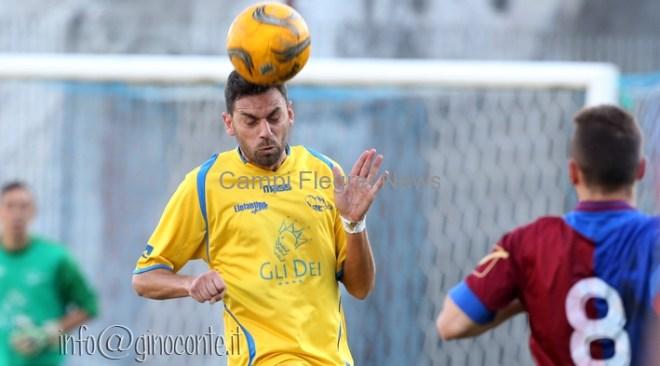 Rione Terra Calcio, al Conte contro il Vitulazio alla ricerca della vittoria di fine d'anno