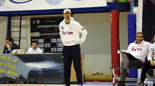 """Rione Terra Pozzuoli Volley, parla coach Cirillo: """"Ci è mancato il carattere nel momento topico del match""""!"""