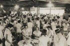 1950s diining hall