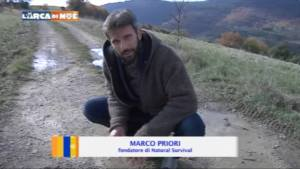 Marco Priori Natural Survival tg5 TV