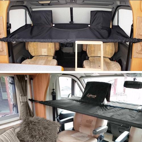 Lit De Cabine Cabbunk 70x170 Cm Pour Un Enfant Fourgon Camping Car