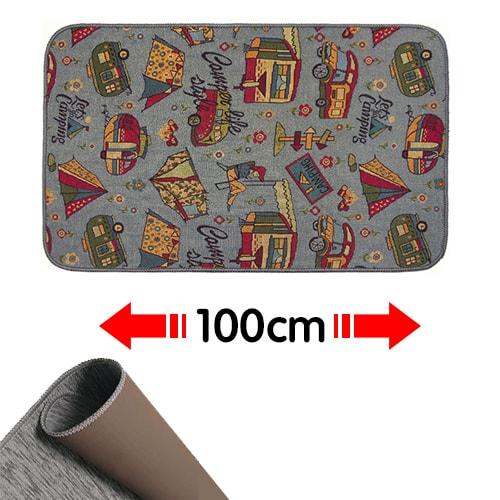 tapis de passage camping 1m x 0 5m pour