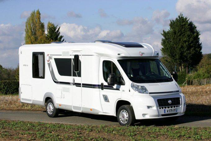 Essai Camping Car Profile Tec Rotec 722 Tous Les Essais