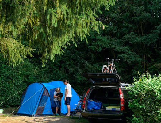 Fahrradwochenende Campingplatz