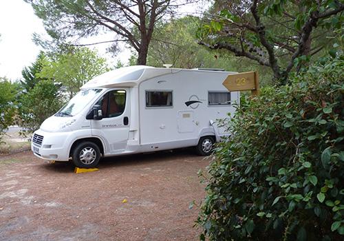 Campingplatz Südfrankreich