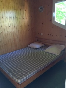Camping du Lac de Bournazel, Seilhac, Corrèze   Hébergement en chalet 2 à 4 personnes, Parfait pour sejour en couple