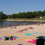 Camping du Lac de Bournazel, Seilhac, Corrèze   Lac. Parfait pour sejour en famille