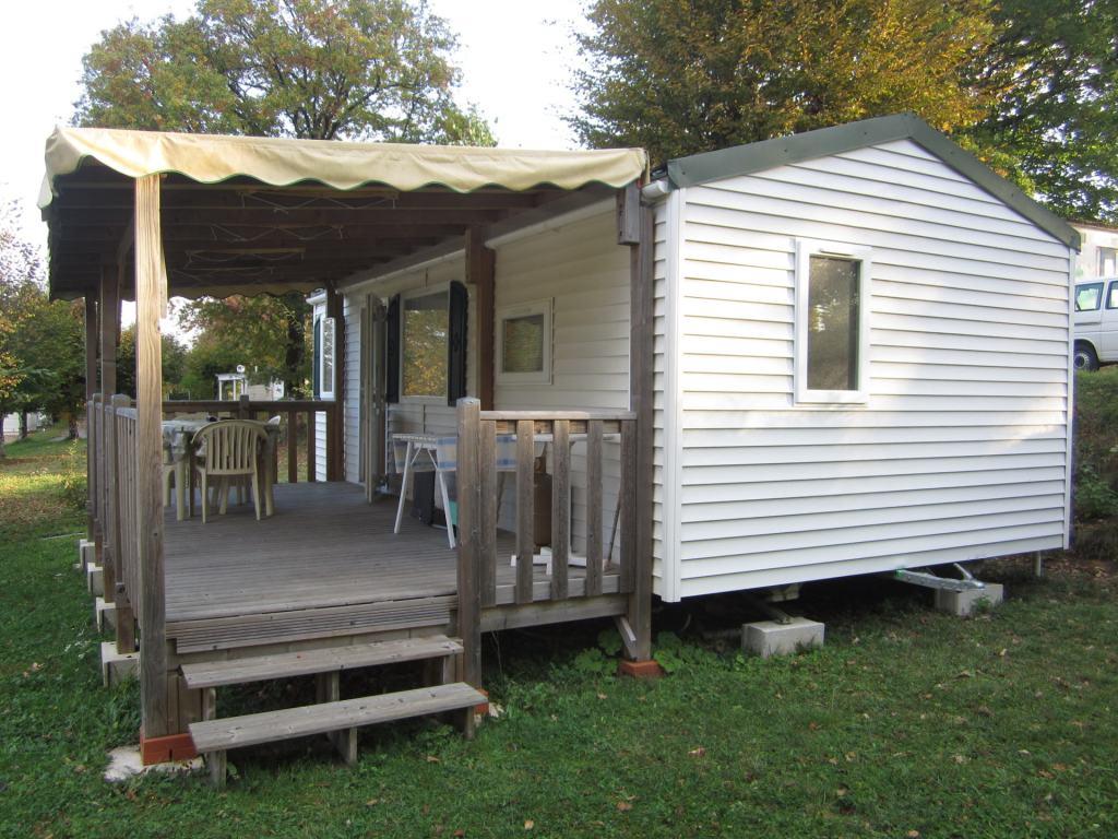 Camping du Lac de Bournazel, Seilhac, Corrèze | Hébergement en Mobile Home 4 à 6 personnes, Parfait pour sejour en famille