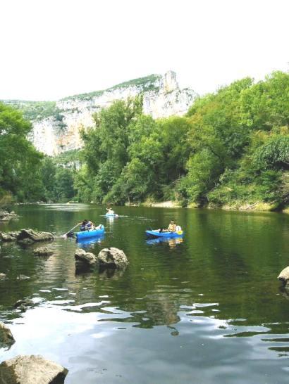 Canoë Kayak proche Montricoux
