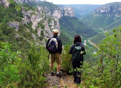 Randonnées dans les Gorges de l'Aveyron