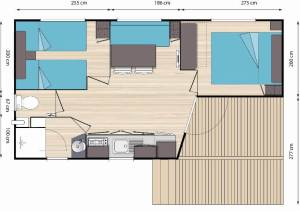 plan_mobil-home_cocooning_cinq_places_camping_les_cerisiers_vernet_les_bains