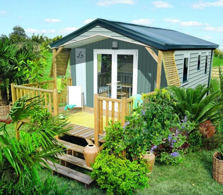 rental mobile home 1 bedroom 2 pers. - - camping l'oree de