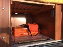 Kofferraum + PVC Boden
