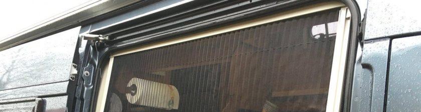 Weinsberg CaraBus 601 MQH Insektenschutztür