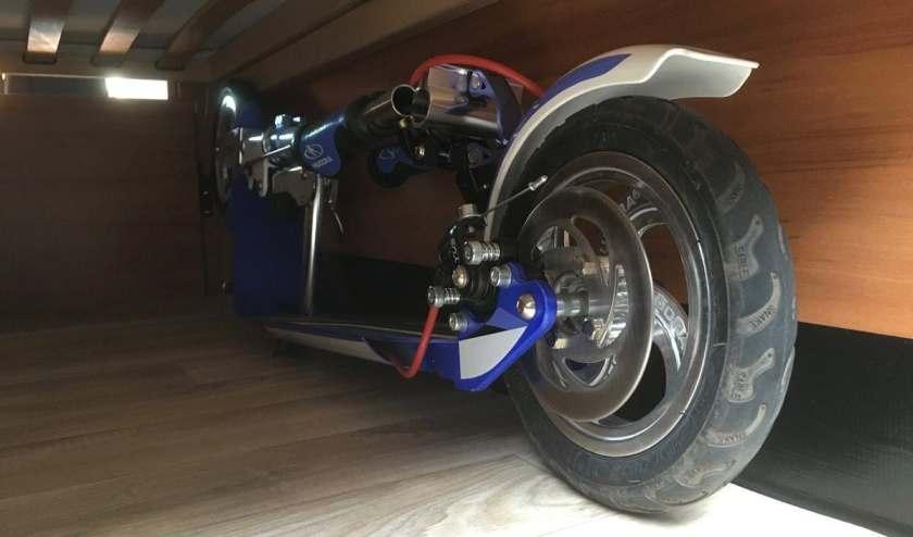 HUDORA Big Wheel AIR 205 Dual Brake 2