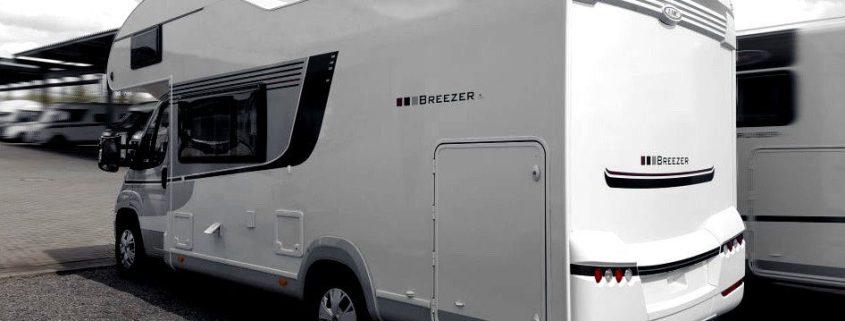 LMC Breezer Alkoven 694 G