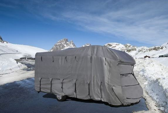 Wohnmobil Abdeckplane Winter