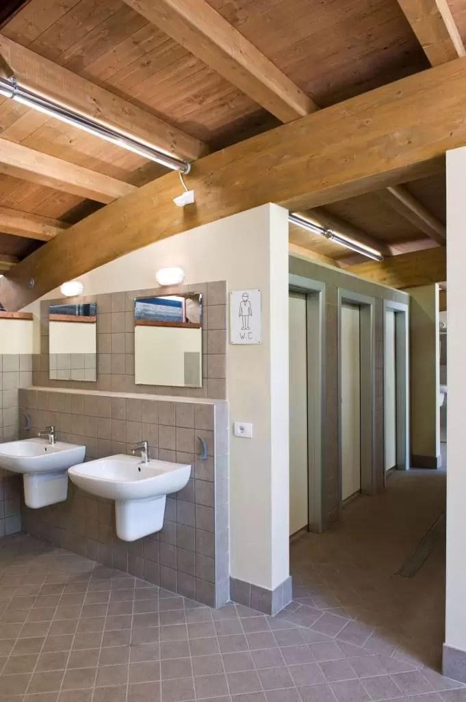 camping bergamini boutique new toilet