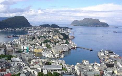 Ålesund er en by du bør oppleve på bobilturen