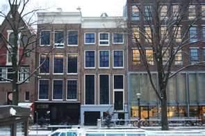 Anne Frank huset i Amsterdam