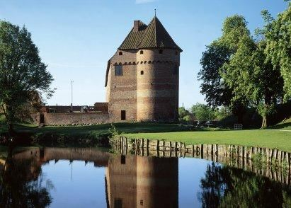 Ta med bobil til slottet i Nyborg