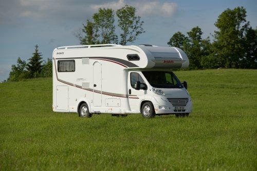 Dethleffs Esprit A 6820 - Bobilen for par som reiser alene