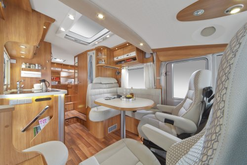 HYMER B-Starlight 585
