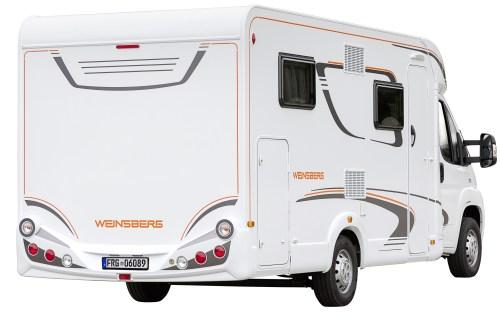 Bobilen Weinsberg TI 650MEG