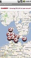 Camping app Danmark
