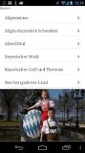 Tysk camping app