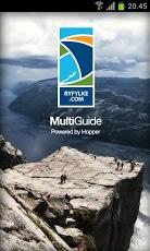 App for turistveger i ryfylke